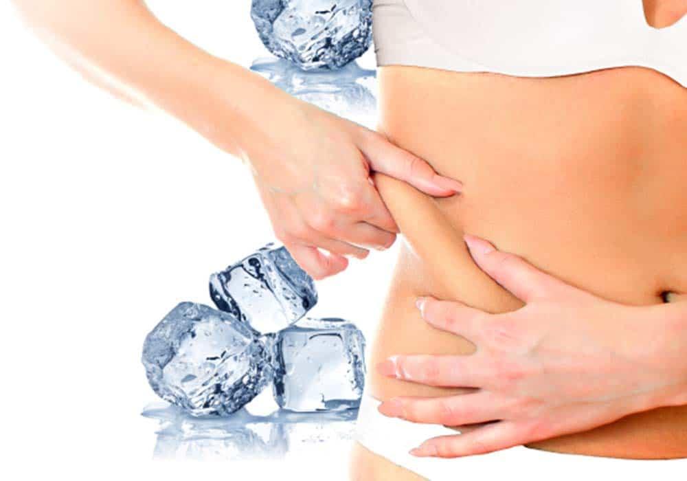 non-invasive fat reduction around waist