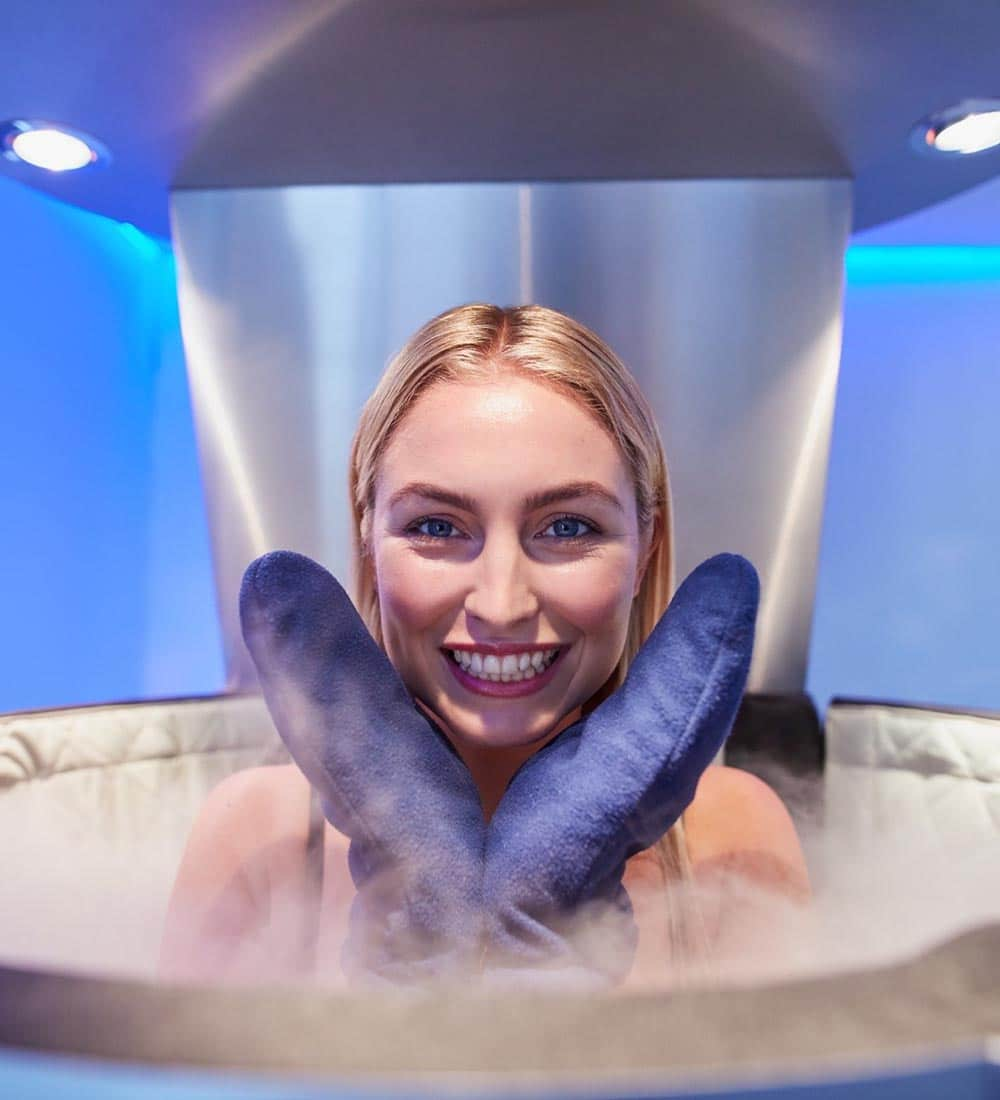 Cryo Therapy treatment Tuggerah Central Coast