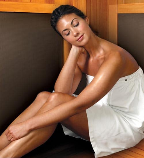 Infrared Sauna treatment Tuggerah NSW