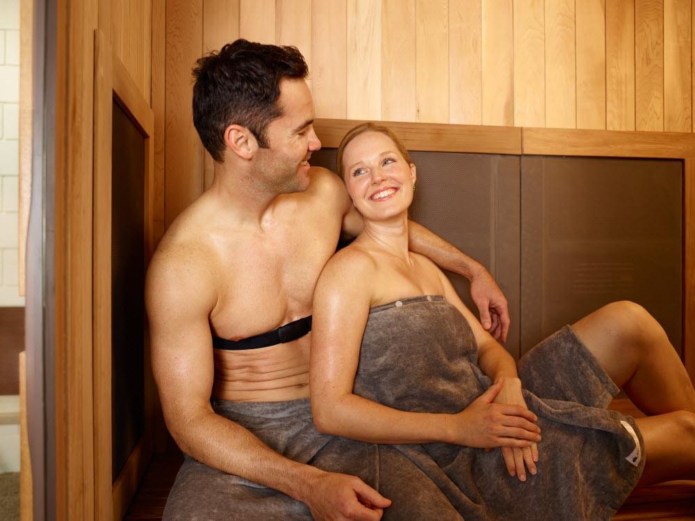Sauna for couples Tuggerah NSW