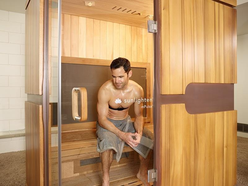 Sauna treatment for men Tuggerah NSW